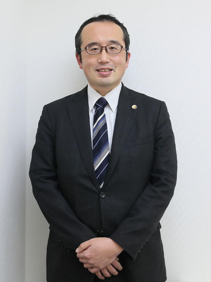 代表弁護士 志賀 晃